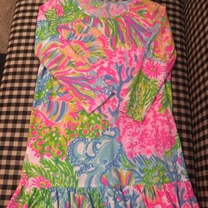 Worn Once Lilly Pulitzer Dress 8-10